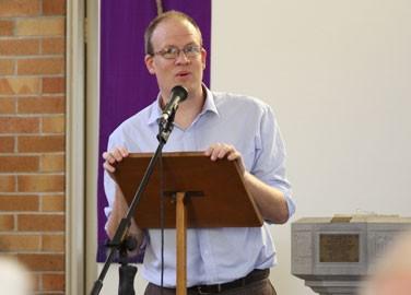 Rev Niall McKay
